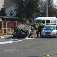 Wypadek – 2013.04.11
